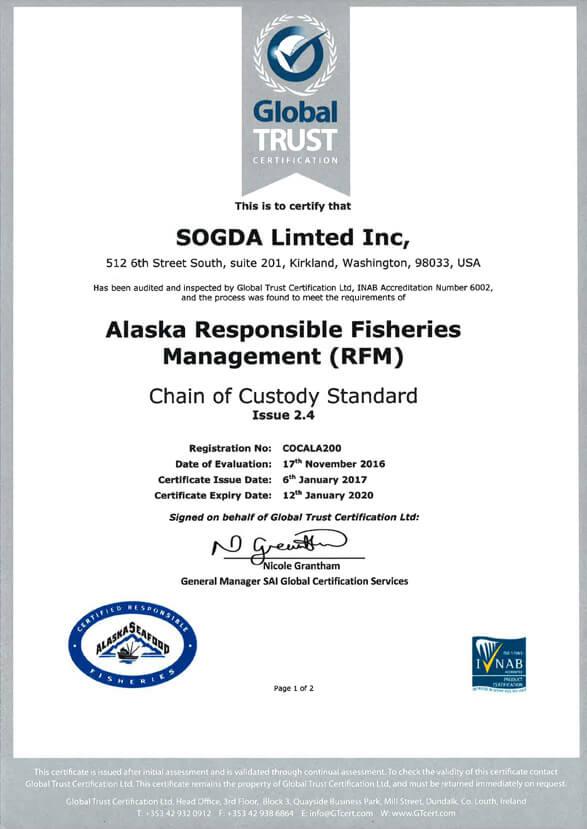 SOGDA LimitedAbout Us - SOGDA Limited